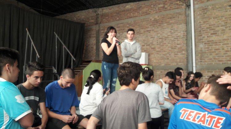 El Centro de Estudiantes organiza su 1º Día Recreativo