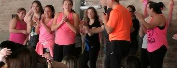 Baile+Vida: Clase de zumba sábado 5 de agosto