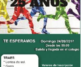 Mañana es la maratón 2017