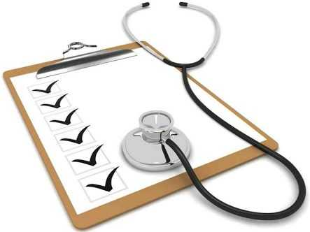 Fichas médicas y de Antecedentes