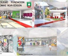 Información sobre el edificio nuevo.