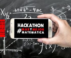 Hackathón # Más y Mejor Matemática