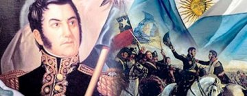 Hoy recordamos a José de San Martín con un sentido y muy lindo acto. Agradecemos a los docentes , alumnos y familias por su participación