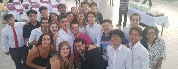 Despedimos a los alumnos de 5° año ¡Promoción 2018!