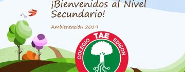 Ambientación para alumnos que ingresan a 1er año 2019