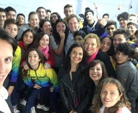 Orgullosos de nuestros Directivos Romina Iragorre ¡Gracias!