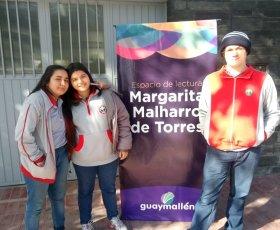 Espacio de Lectura Margarita Malharro de Torres