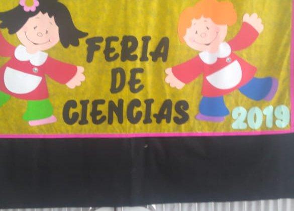 Ferias de Ciencias del Nivel Inicial.