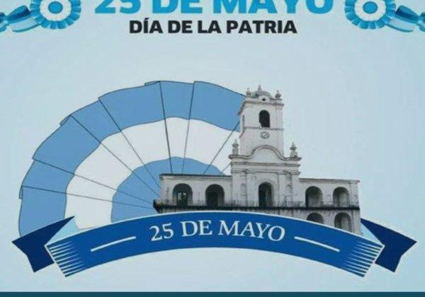 25 de Mayo Día de la Patria