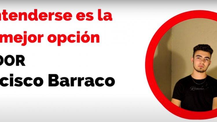 """""""Entenderse es la mejor opción"""" – Francisco Barraco – Clubes TEDed 2020"""