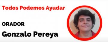 """""""Todos podemos ayudar"""" – Gonzalo Pereyra – Clubes TEDed 2020"""