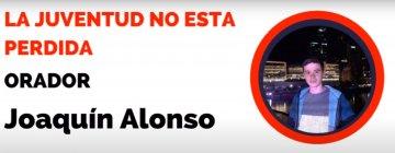 """""""La juventud no está perdida"""" – Joaquín Alonso – Clubes TEDed 2020"""